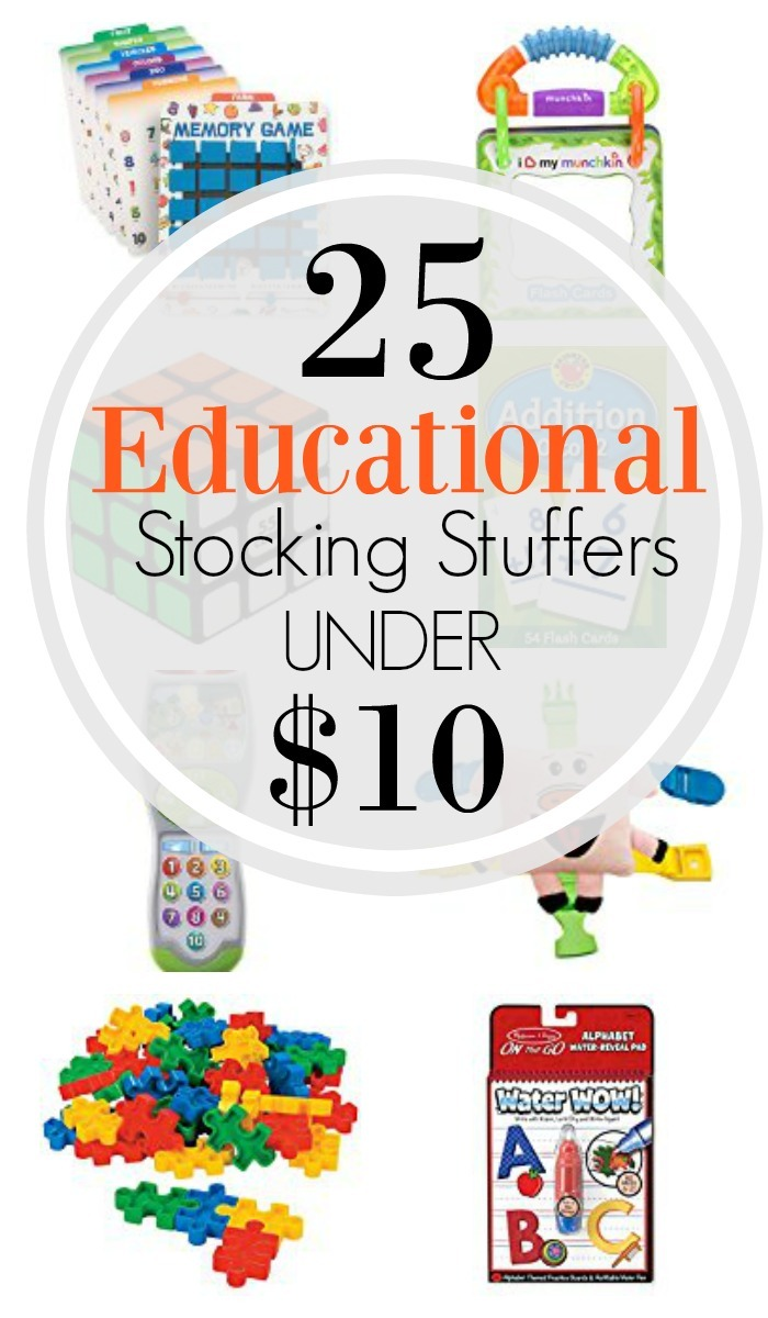 educational stocking stuffers under 10 for young kids molly green. Black Bedroom Furniture Sets. Home Design Ideas