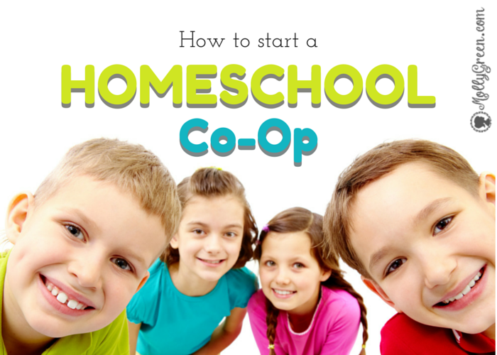 How to Start a Homeschool Co Op and Homeschool Co-Op Basics