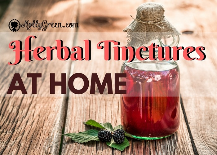 How to Make Herbal Tinctures with Vegetable Glycerin