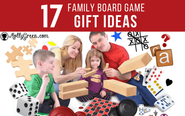 17 Family Board Game Ideas for Gifts
