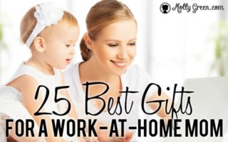 WAHM Gifts! The Top 25 BEST GIFTS for Work-At-Home Moms