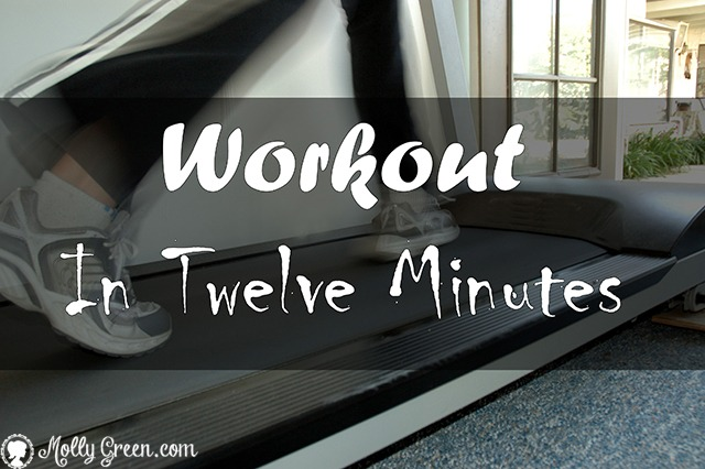 The 12-Minute Workout