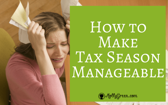 How to Make Tax Season More Manageable for Small Business Owners